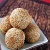 Thalaguli (Sesame Rolls)