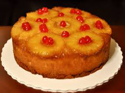 Pineapple Upside Down2