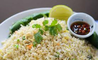 Classic Thai Chicken Fried Rice