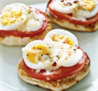 Egg Muffin Pizza